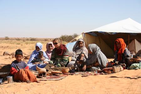 artisanat mauritanien