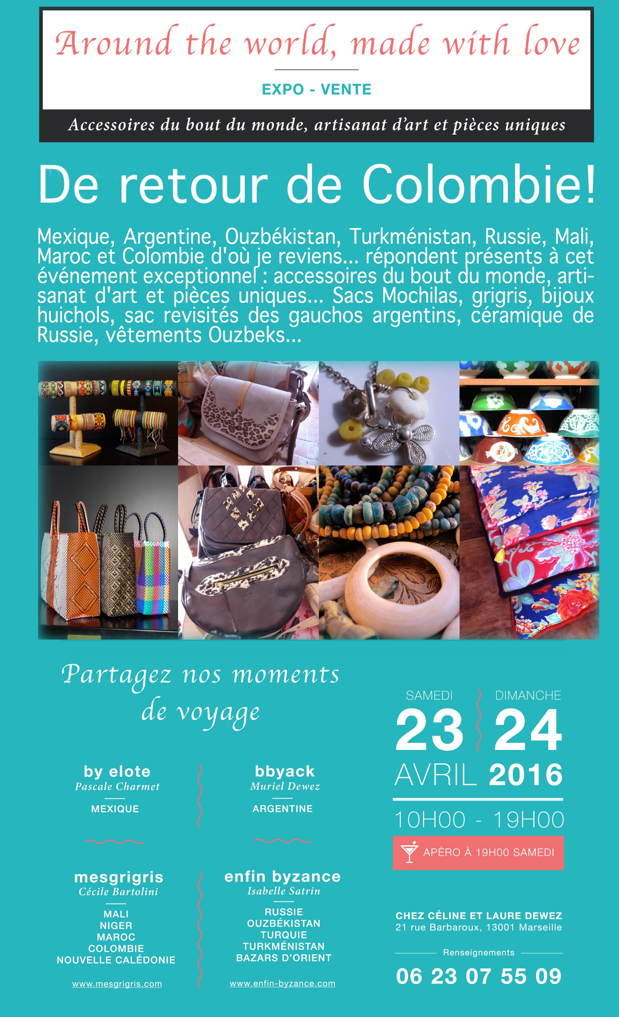 Expo vente avril 2016