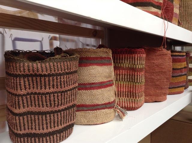 mochila fibre naturelle