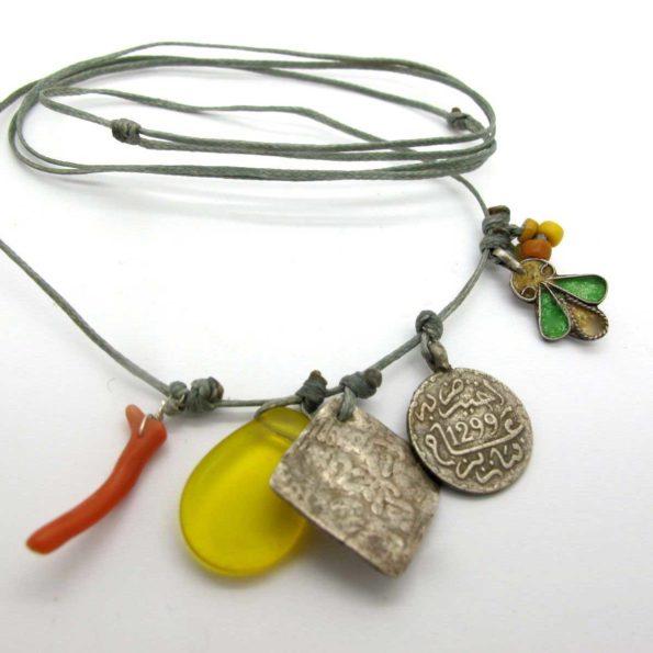 Pieces berberes et emaillage