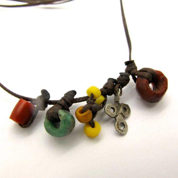 perle verre pierre mali berbere