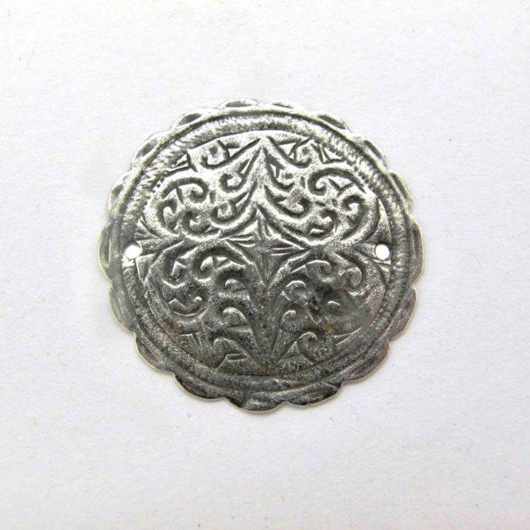 medaillon argent berbere