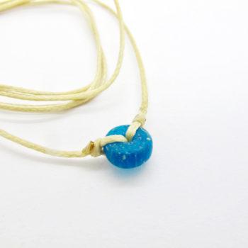 grigri verre bleu