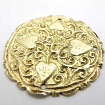 medaille laiton