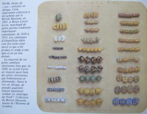 cahier troc verroterie british museum